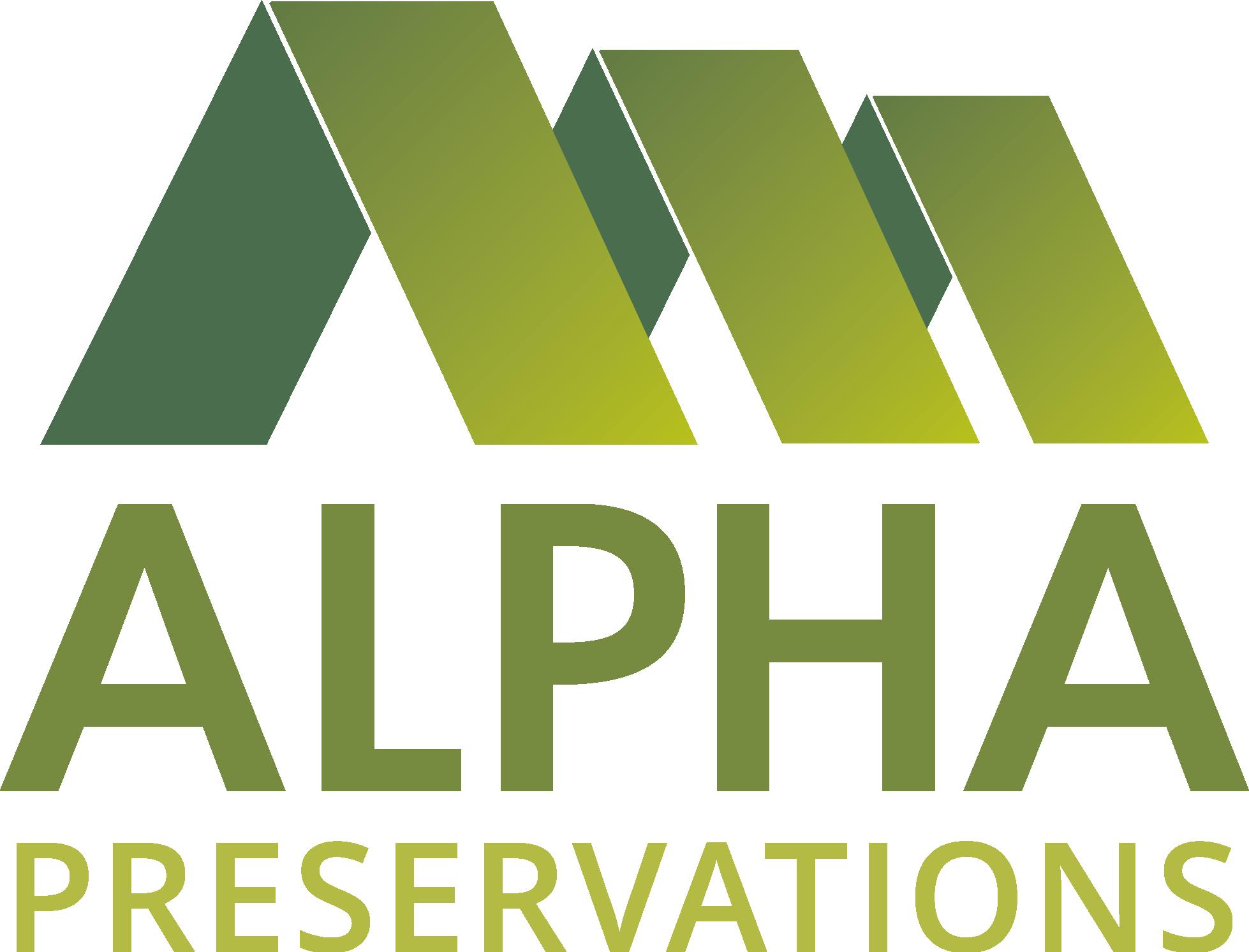 Alpha Preservations